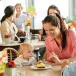 В ресторан с детьми