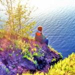 Одиночество повод для радости