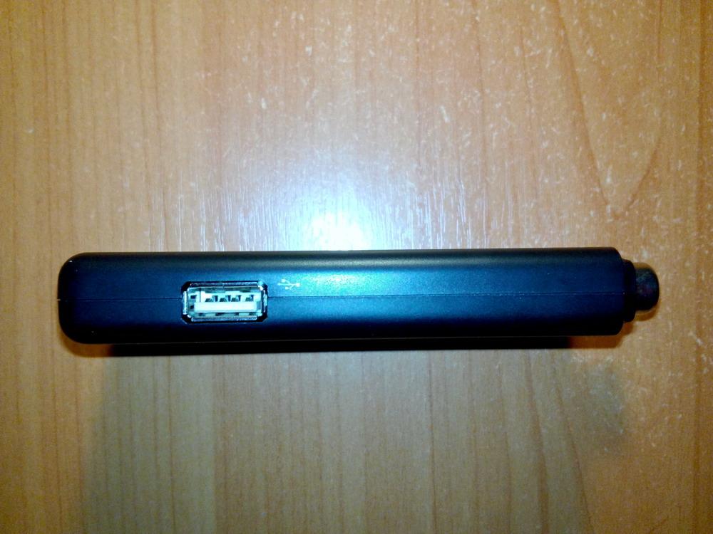 USB - вход cadena cdt-1631