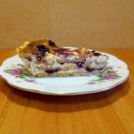 Запеканка – торт